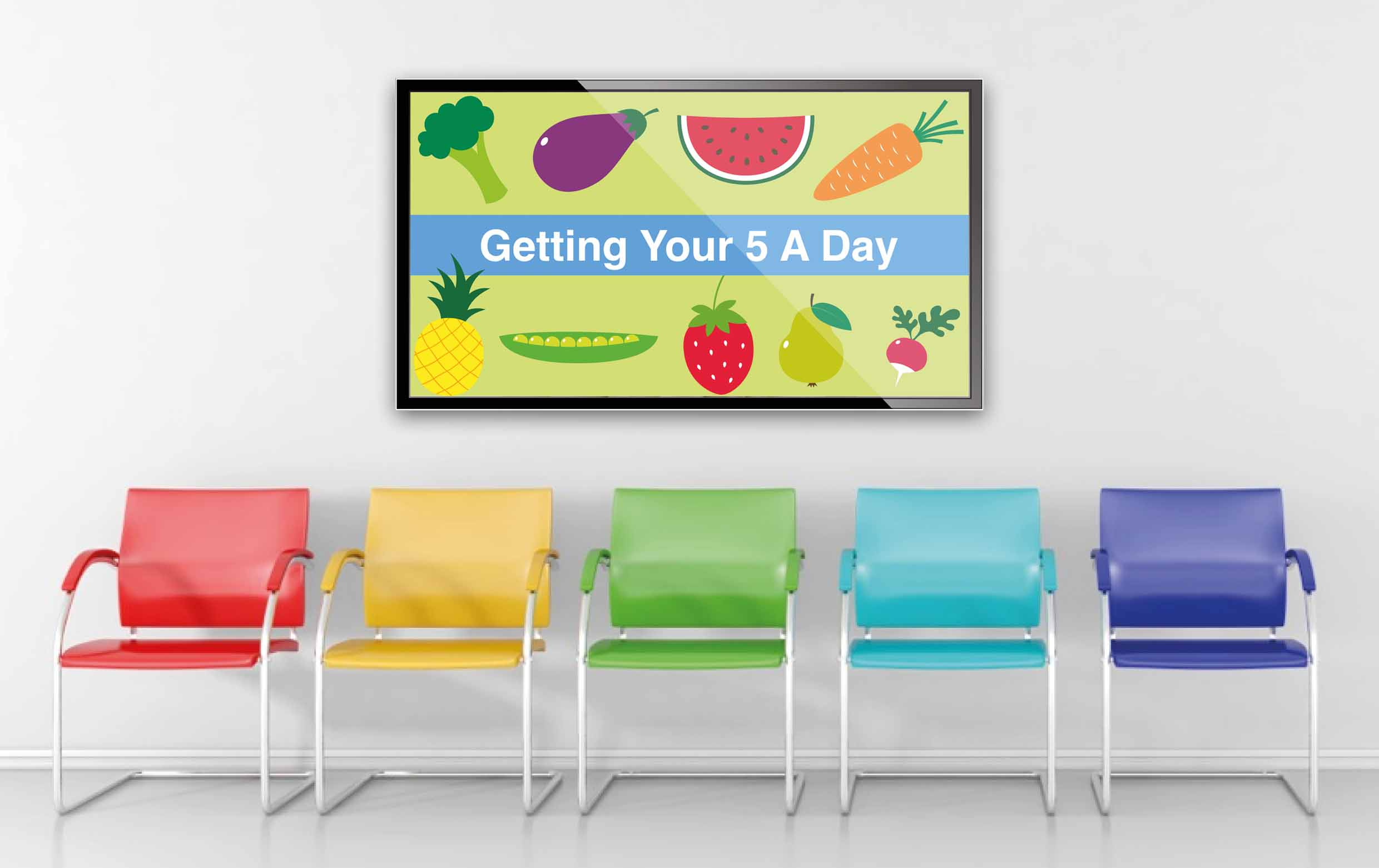 Getting the most out of digital signage in healthcare