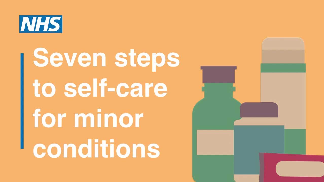 Self Care for Minor Conditions media launched