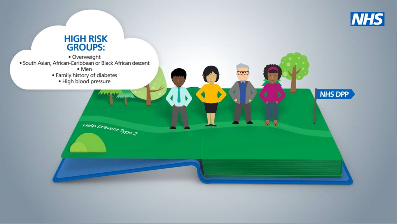 NHS Diabetes Prevention Programme story now available