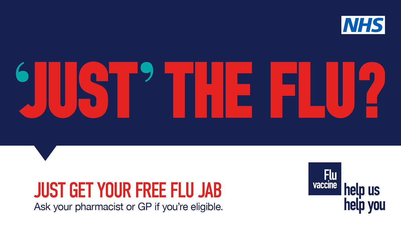 Just the flu? – PHE and NHS unveil the largest ever flu vaccination campaign